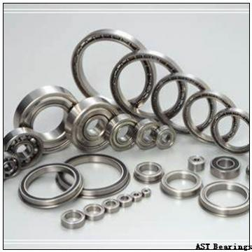 AST SMF137-TT deep groove ball bearings