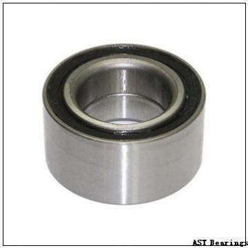 AST 634H deep groove ball bearings