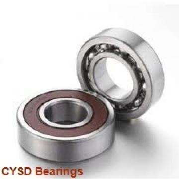 22,225 mm x 50,8 mm x 14,23 mm  CYSD RLS7 deep groove ball bearings