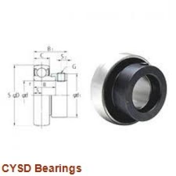 60 mm x 130 mm x 46 mm  CYSD NUP2312E cylindrical roller bearings