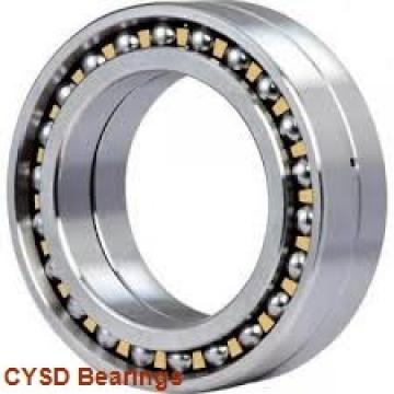 17 mm x 40 mm x 17,5 mm  CYSD 5203 angular contact ball bearings