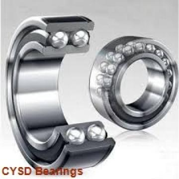 20 mm x 47 mm x 14 mm  CYSD 30204 tapered roller bearings