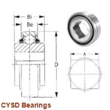 160 mm x 240 mm x 51 mm  CYSD 32032 tapered roller bearings