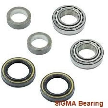 110 mm x 240 mm x 80 mm  SIGMA NJG 2322 VH cylindrical roller bearings