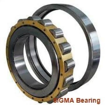 75 mm x 160 mm x 37 mm  SIGMA NUP 315 cylindrical roller bearings