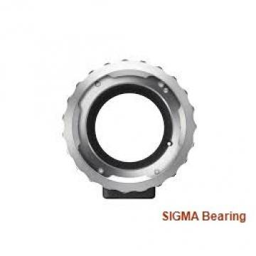 35 mm x 80 mm x 21 mm  SIGMA NUP 307 cylindrical roller bearings