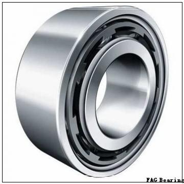 30 mm x 62 mm x 16 mm  FAG 7206-B-TVP angular contact ball bearings