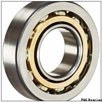 95 mm x 145 mm x 24 mm  FAG B7019-C-T-P4S angular contact ball bearings